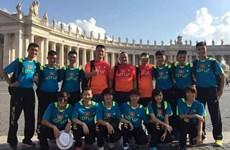 Le Vietnam aux 8es Championnats du monde de plumfoot