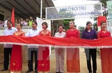Bac Kan : un internat pour des élèves issus d'ethnies minoritaires