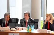 Dialogue théorique entre le PCV et le Parti social-démocrate allemand