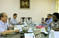 La BM soutient l'élaboration du rapport démographique du Vietnam