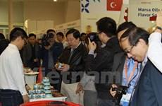 Le Vietnam au Salon mondial de l'alimentation 2015 à Moscou