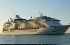 Centre : Saigontourist accueille plus de 3.200 passagers du Voyager of the Seas