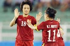 Football féminin : le Vietnam bat la Jordanie aux éliminatoires des JO 2016