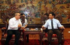 Le groupe taïwanais construira une usine d'ordinateurs portables à Vinh Phuc