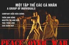 Un spectacle de danse contemporaine Vietnam-Etats-Unis dans trois villes