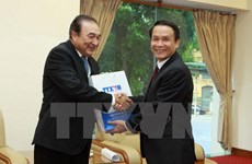 Vietnam - Mexique : les Agences de presse VNA et NOTIMEX renforcent leurs relations