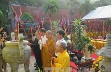 Célébrer le 573e anniversaire de la mort de Nguyen Trai, homme de culture du monde