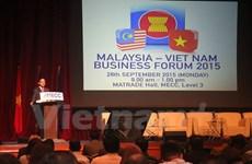 Forum d'entreprises Malaisie-Vietnam à Kuala Lumpur