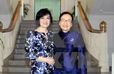 Vietnam - Laos : Renforcement de la solidarité entre femmes diplomates