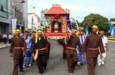 Ouverture de la Fête de Nghinh Ông à Vung Tau