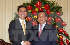 Hô Chi Minh-Ville favorise les activités des Sud-coréens