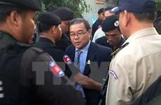 La Cour du Cambodge commence le procès de sénateur d'opposition Hong Sok Hour