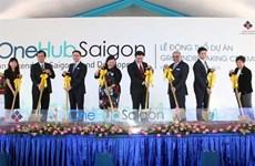 Début du projet de Complexe d'affaires OneHub Saigon