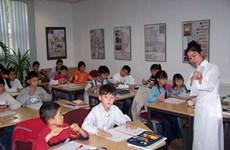 Collège 282, un berceau des élèves vietnamiens en Russie
