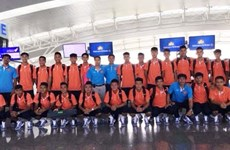 Le Vietnam présentera au Championnat d'Asie de football des U19 à Bahreïn