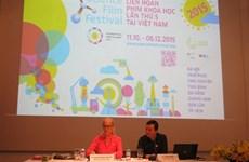 «Le monde de la lumière» au 5e Festival du film scientifique au Vietnam