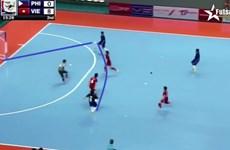 Le Vietnam en demi-finale des Championnats de futsal d'Asie du Sud-Est