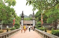 Temples dédiés à deux rois de la dynastie des Dinh et des Lê