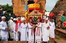 La fête Katé des Cham bat son plein à Binh Thuân