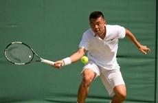 Tennis : tournoi élargi ATP Challenger Vietnam 2015