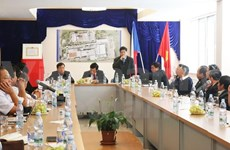 Vietnam-R.tchèque : coopération dans la lutte contre la criminalité liée à la drogue