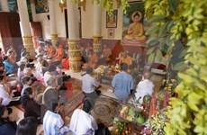 Sene Dolta : Can Tho formule ses voeux aux Khmers