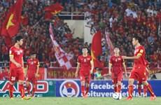Eliminatoires au Mondial 2018, zone Asie: la Thaïlande s'impose face au Vietnam