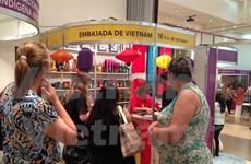 Le Vietnam présent à la 5e foire de l'artisanat du Mercosur