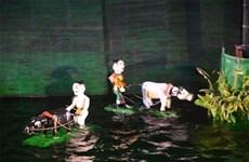 Marionnettes sur l'eau, nouveau produit touristique à Hôi An
