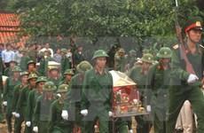 Binh Phuoc : accélération de la recherche des restes des soldats vietnamiens