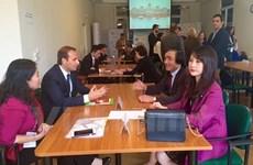 Forum d'affaires Vietnam-Hongrie à Budapest