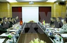 Le Vietnam veut développer sa coopération avec le Myanmar