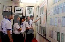 Exposition sur la souveraineté sur Hoàng Sa et Truong Sa à Dien Bien