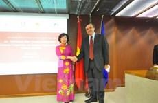 Vietnam et Italie discutent de leur coopération économique