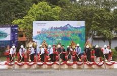 La zone d'écotourisme Saigon-Ba Bê en chantier