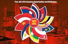 L'ASEAN accélère l'élaboration du plan directeur sur la connectivité pour l'après-2015