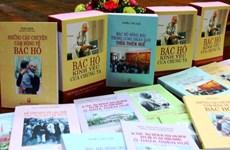 Publication d'une collection de livres sur l'Oncle Ho