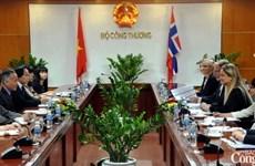 Vietnam-Norvège: de belles perspectives de coopération économique