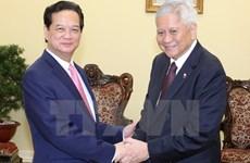Le Vietnam déroule le tapis rouge aux entreprises philippines