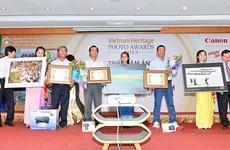 Ouverture de l'exposition «Photos sur le patrimoine du Vietnam 2015»