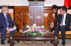 Renforcement de la coopération entre le Vietnam et la région japonaise de Kansai