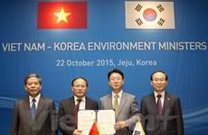 Vietnam et République de Corée unis pour préserver la biodiversité et les ressources naturelles