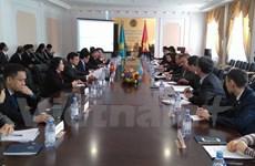 La 7e réunion du Comité intergouvernemental Kazakhstan - Vietnam