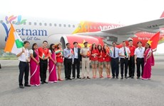 La ligne aérienne Bangkok - Bodh Gaya mise en service par Thai Vietjet