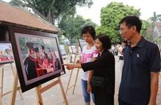 """Exposition """"Hanoi - Itinéraire de 30 ans de Renouveau"""""""