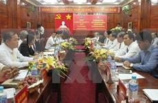Binh Phuoc et la province cambodgienne de Kratie intensifient la coopération