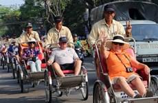 Le cyclo-pousse, la mascotte des Vietnamiens à l'étranger