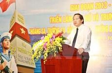 Bilan de l'exposition de cartes et d'archives sur Hoang Sa et Truong Sa