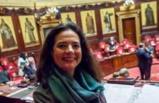 La présidente du Sénat belge attendue au Vietnam