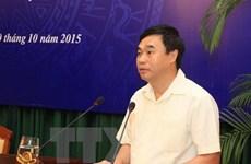 Bilan de la gestion des frontières terrestres Vietnam-Chine 2010-2015